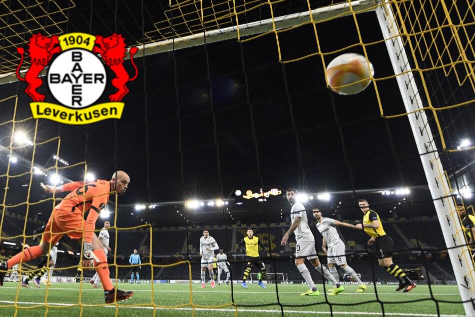 Irre Aufholjagd von Bayer Leverkusen endet mit Last-Minute-K.O.