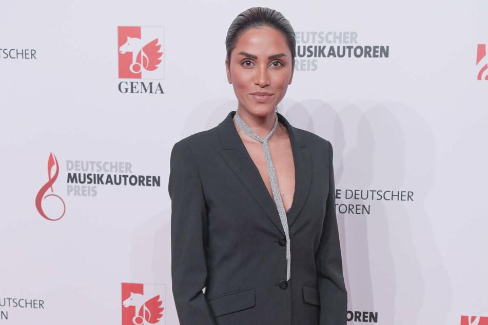 Sabrina Setlur bei der Verleihung des 11. Deutschen Musikautorenpreises im März 2019 in Berlin.