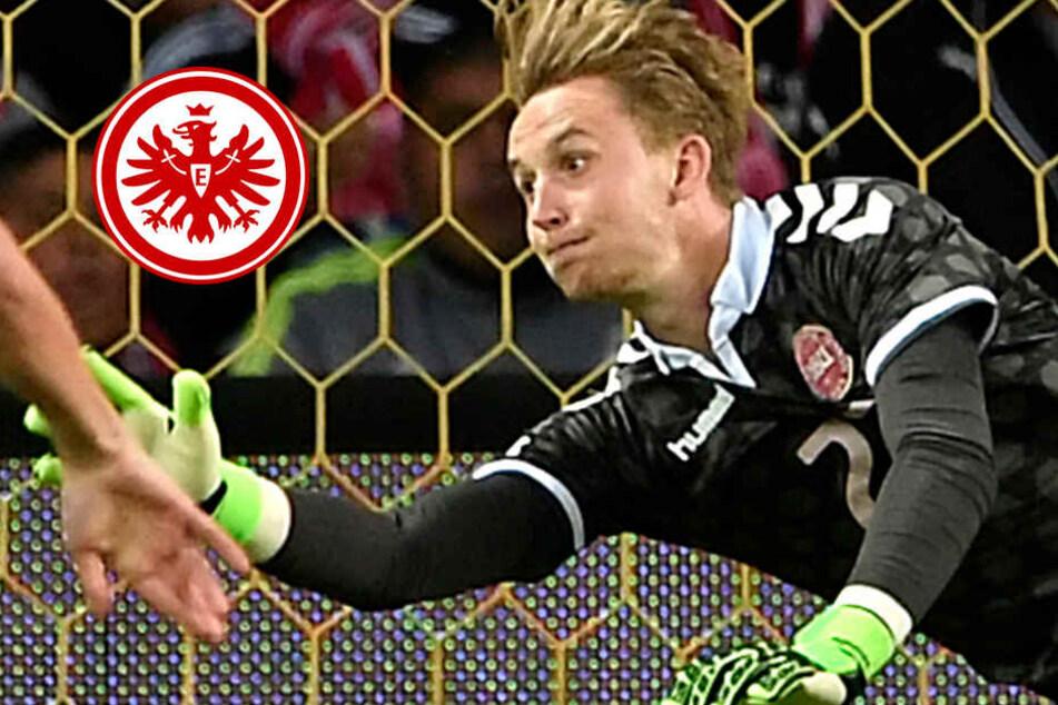Eintracht holt dänischen Nationalkeeper Rönnow