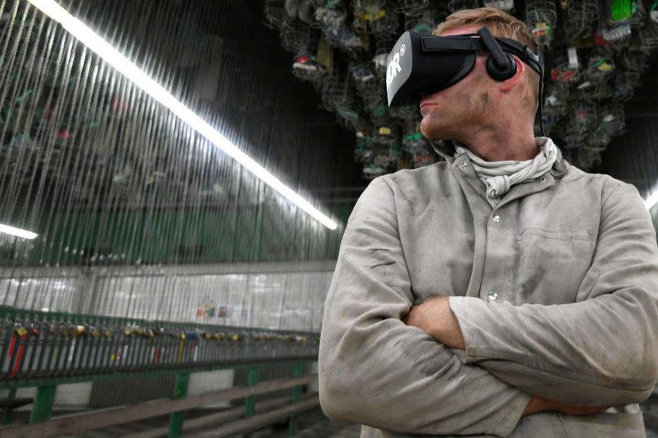 Der WDR hat den Bergleuten im Land ein virtuelles Denkmal gesetzt.