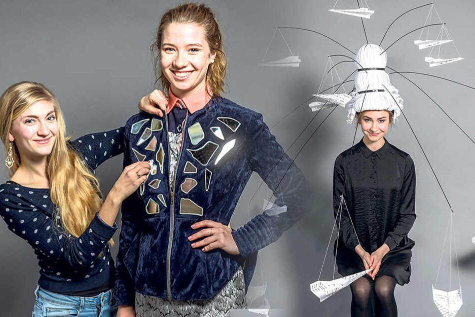 Spieglein, Spieglein... Jung-Designer zeigen die Mode von morgen