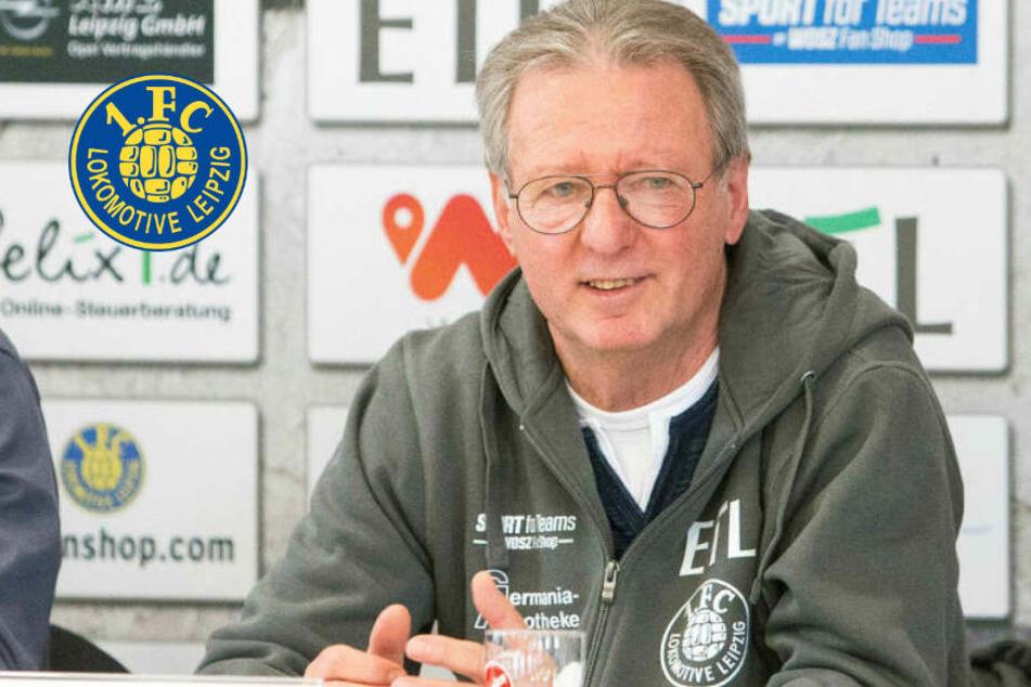"""Lok Leipzigs Co-Trainer """"k.o."""" durch Regenschirm: Lisiewicz fällt aus"""