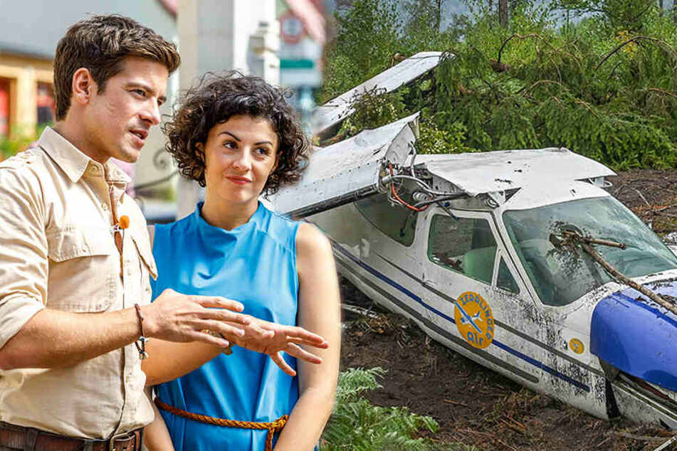 Flugzeugabsturz im Nationalpark: Nur der Ranger kann noch helfen!