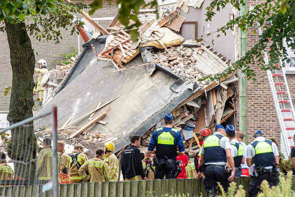 Belgien Explosion