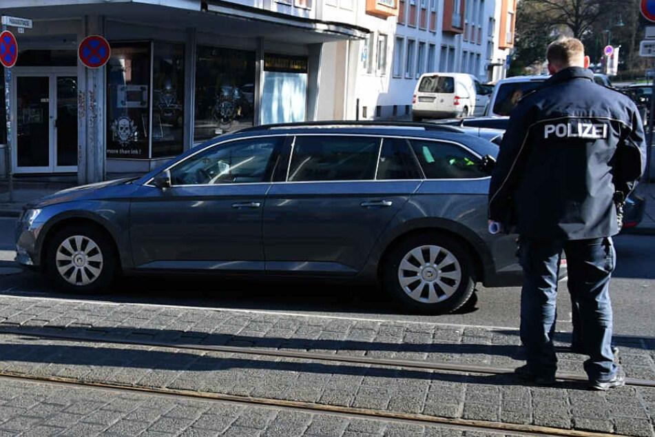 Tödlicher Fahrrad-Unfall in Darmstadt! Polizei sucht Zeugen