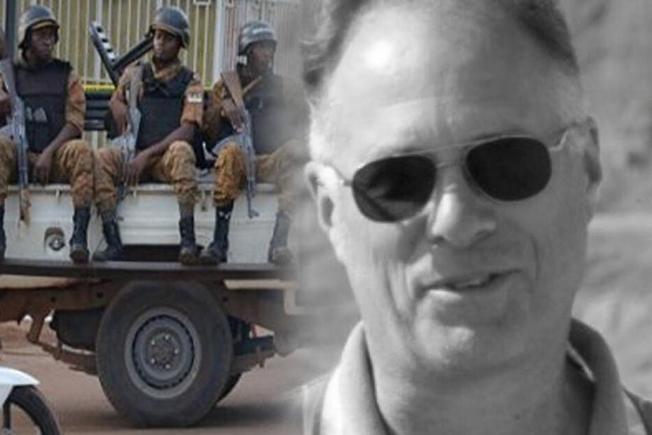 Kirk Woodman wurde nach seiner Entführung tot aufgefunden.