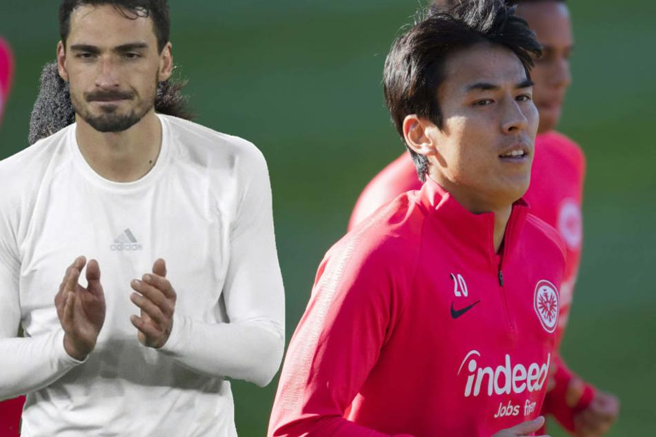 Kicker-Rangliste der Bundesliga: Eintracht-Oldie sticht Hummels und Boateng aus