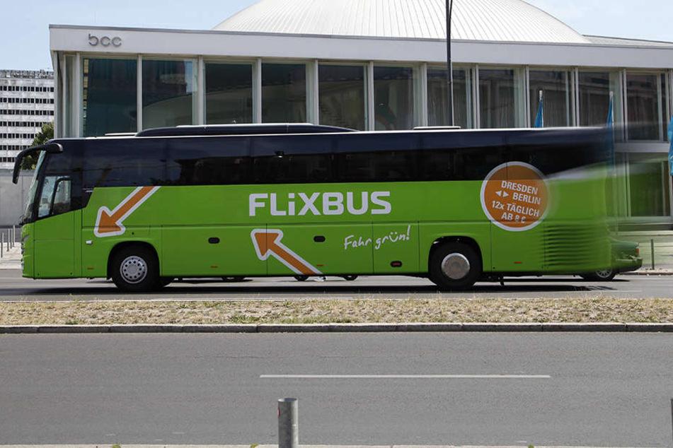 Verspätung ohne Ende, weil Fahrer mit falschem Bus losfuhr.