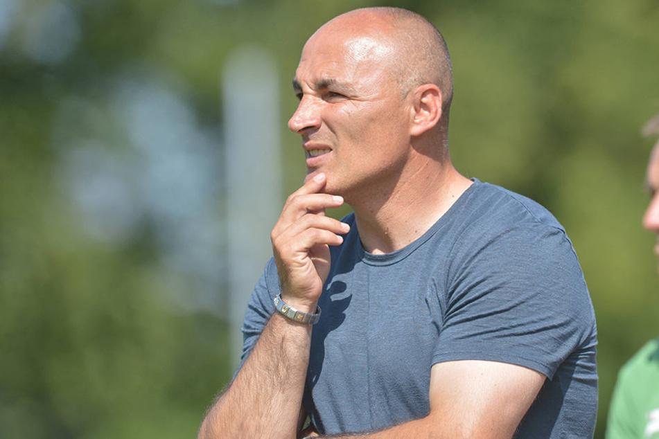 Noch bis Ende Mai ist der Ex-Armine Fatmir Vata Cheftrainer beim FCG in der Oberliga.