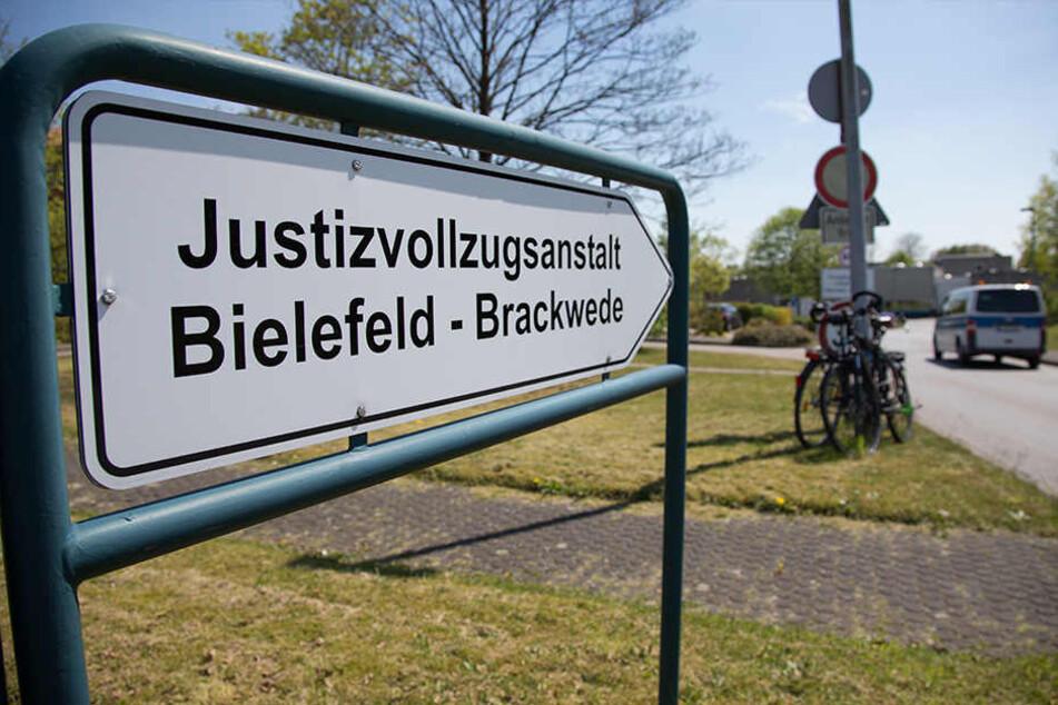 Die beiden Häftlinge hatten schon zusammen eingesessen, bevor sie in Bielefeld landeten.