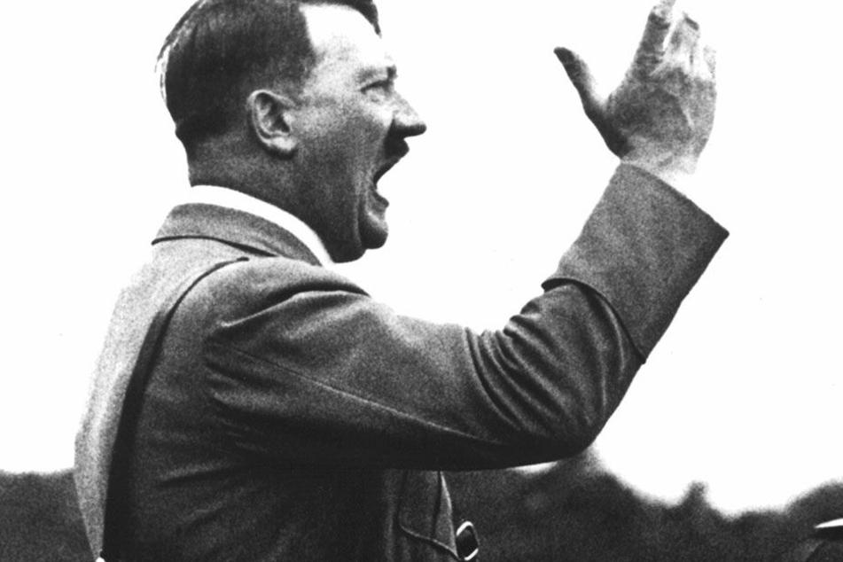 """Einziges Tonband, auf dem Hitler """"normal"""" spricht, aufgetaucht"""