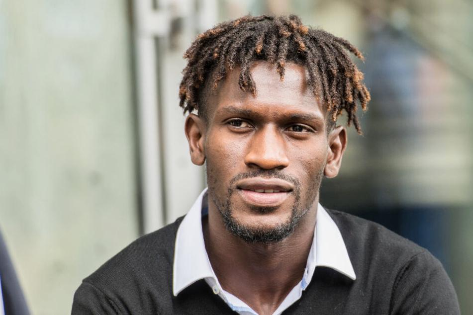 Bakéry Jatta musste Mitte August wegen der Vorwürfe zur Anhörung beim DFB.