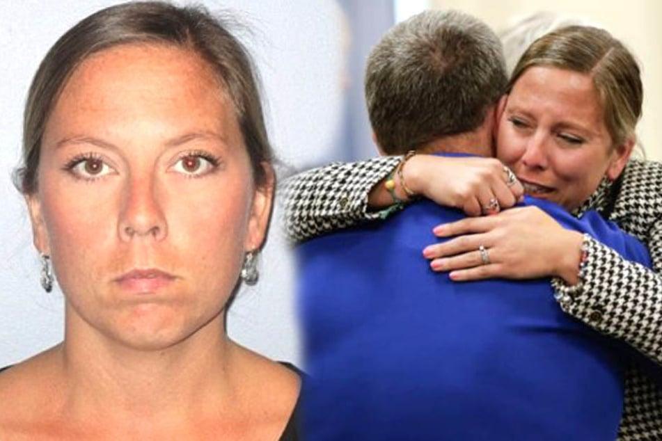 Jill Lamontagne (30) wurde vor Gericht freigesprochen.