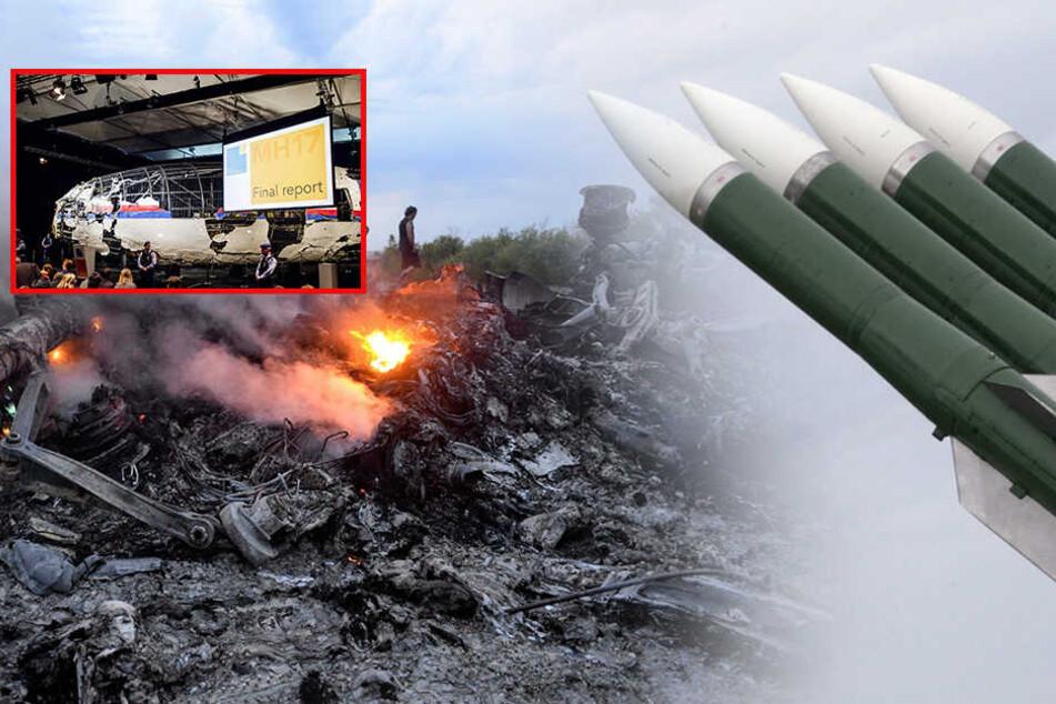 Ermittler: Flug MH17 von russischer Buk-Rakete abgeschossen