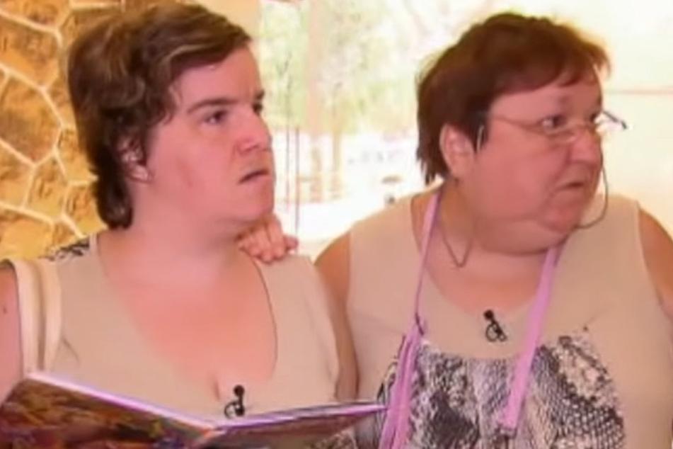Beate und Irene gingen immer durch dick und dünn. Doch jetzt scheint die Familienliebe zu bröckeln.