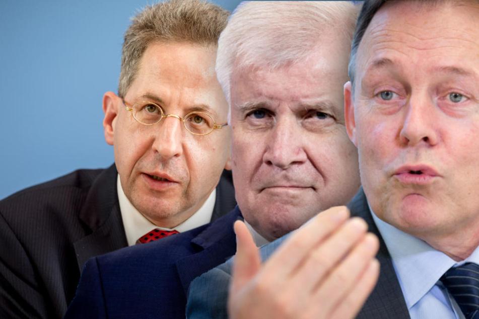 """Politiker rechnen mit Seehofer und """"AfD-Versteher"""" Maaßen ab: """"Eine Zumutung"""""""