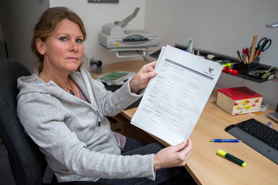 Verbraucherschützerin Anne-Katrin Wiesemann zog den Rechtsstreit durch.