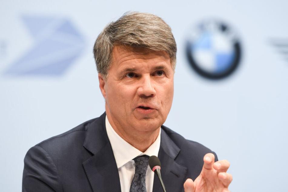 Harald Krüger war bisher BMW-Chef.