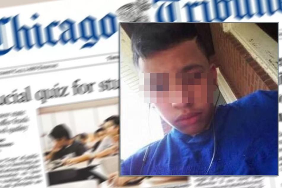 15-Jähriger beim Zeitungs-Austragen erschossen