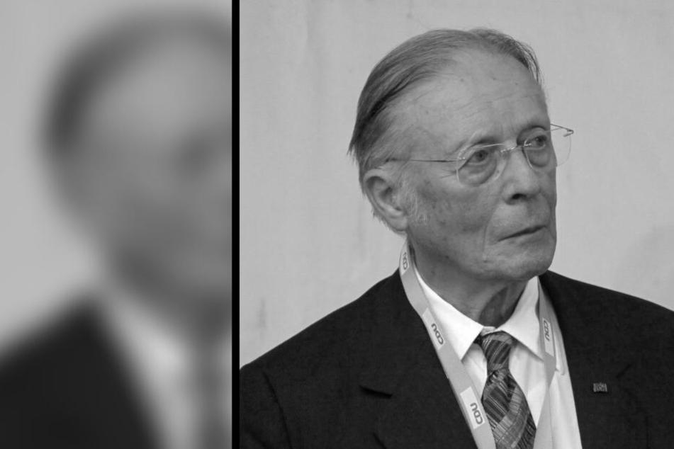 Georg Adenauer, das jüngste Kind des ersten deutschen Bundeskanzlers Konrad, ist im Alter von 88 Jahren gestorben.