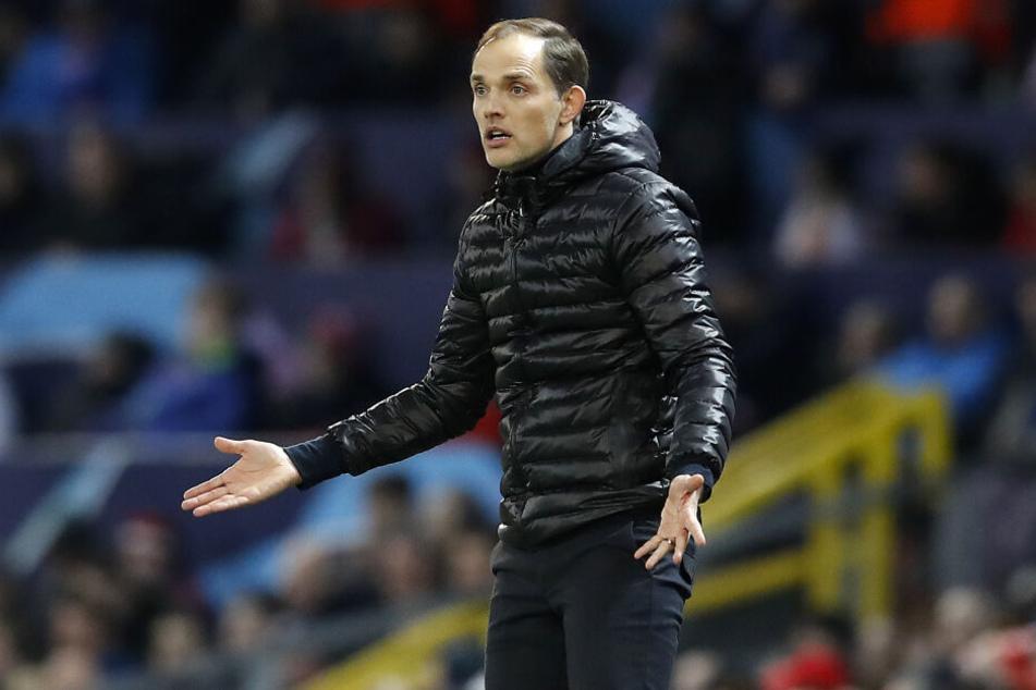 PSG-Coach Thomas Tuchel möchte Trapp als Stamm-Torwart nach Paris zurückholen.