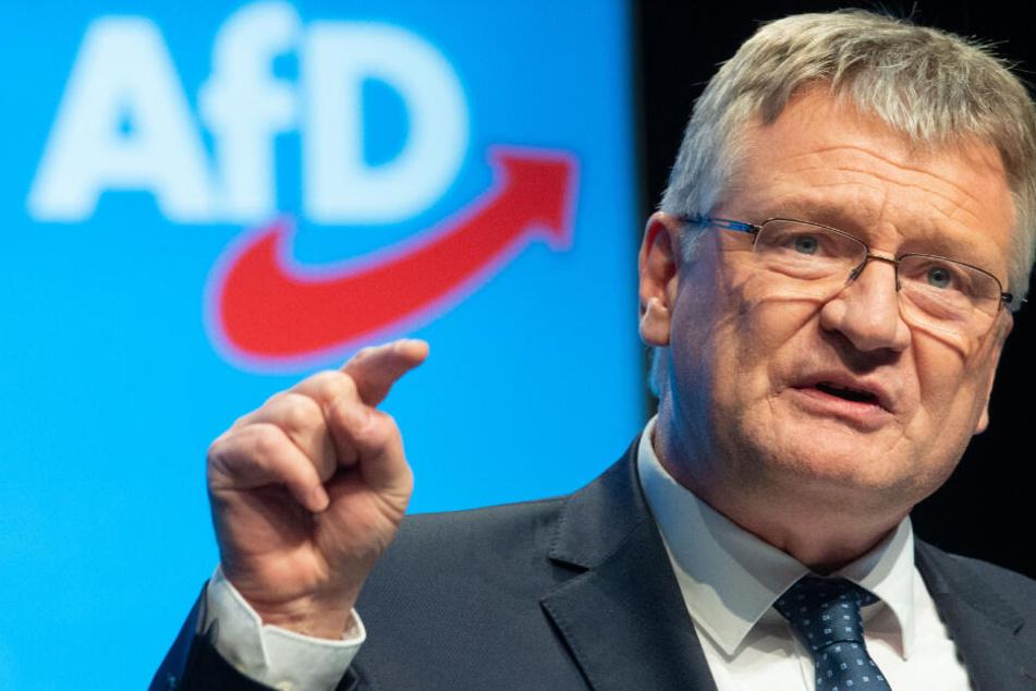 "AfD-Chef Jörg Meuthen: ""Viele vernünftige Leute"" im ""Flügel"""