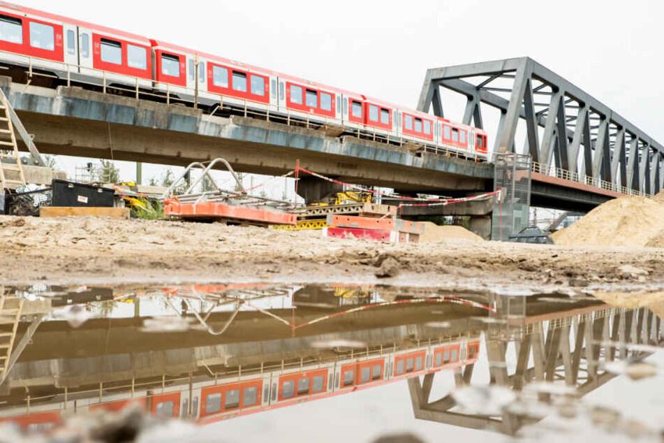 Hauptbahnhof, Elbbrücken, Marschbahn und mehr: Das plant die Bahn