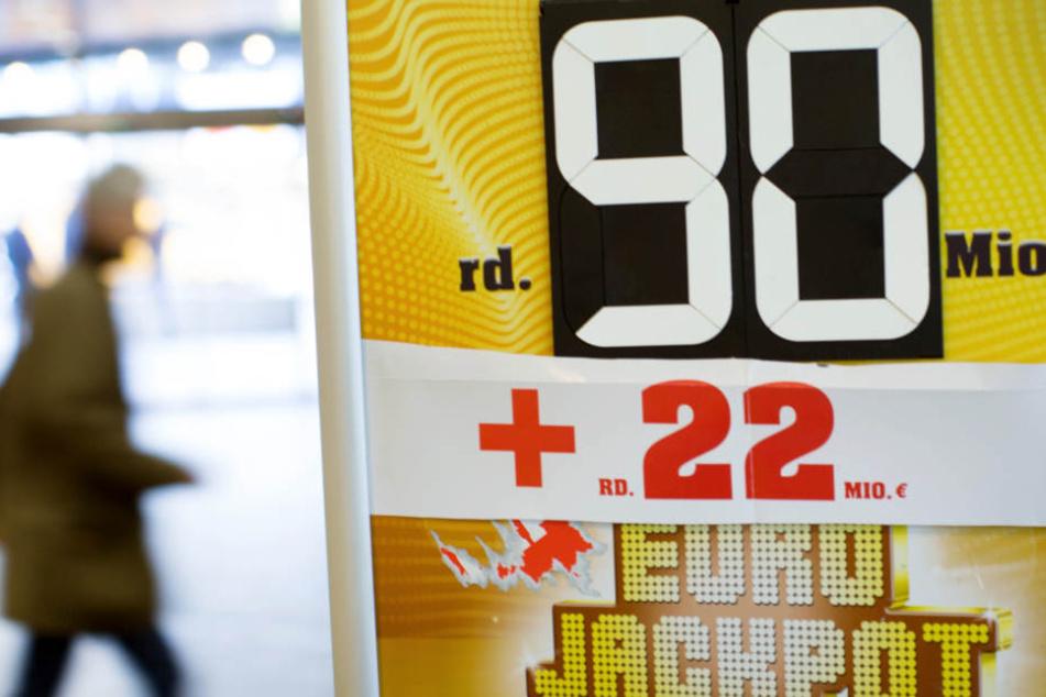 Eurojackpot macht Hamburger zu Multi-Millionär