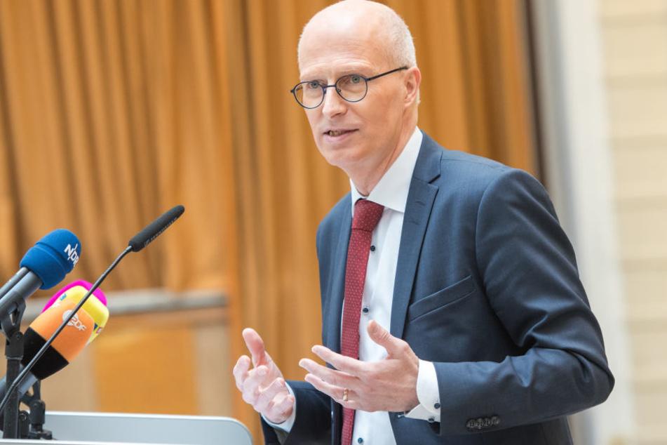 Der SPD-Politiker will Hamburg auf weiteres Wachstum vorbereiten.