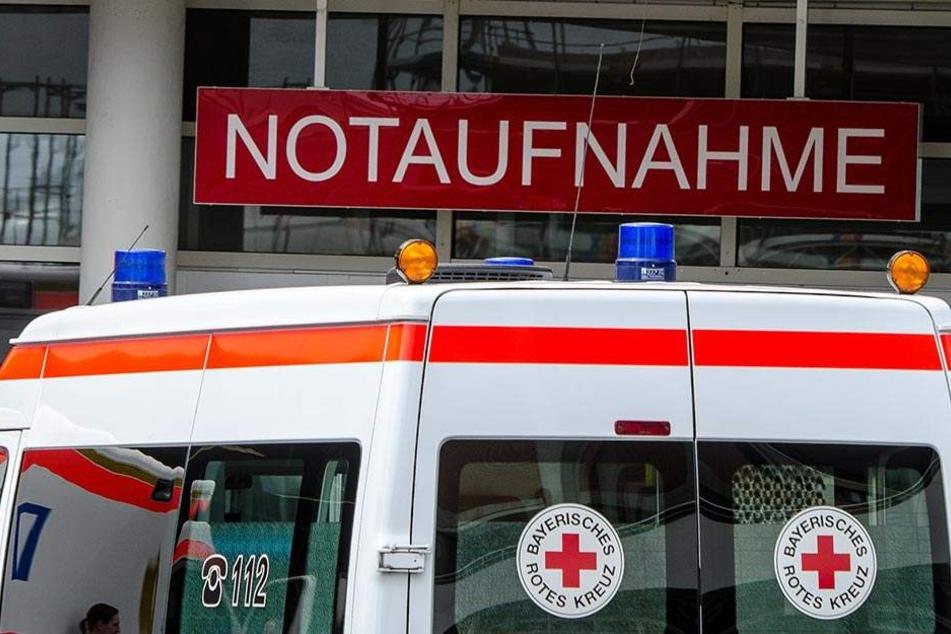 Schrecklicher Unfall: Schlauchbootfahrer auf der Würm aufgespießt