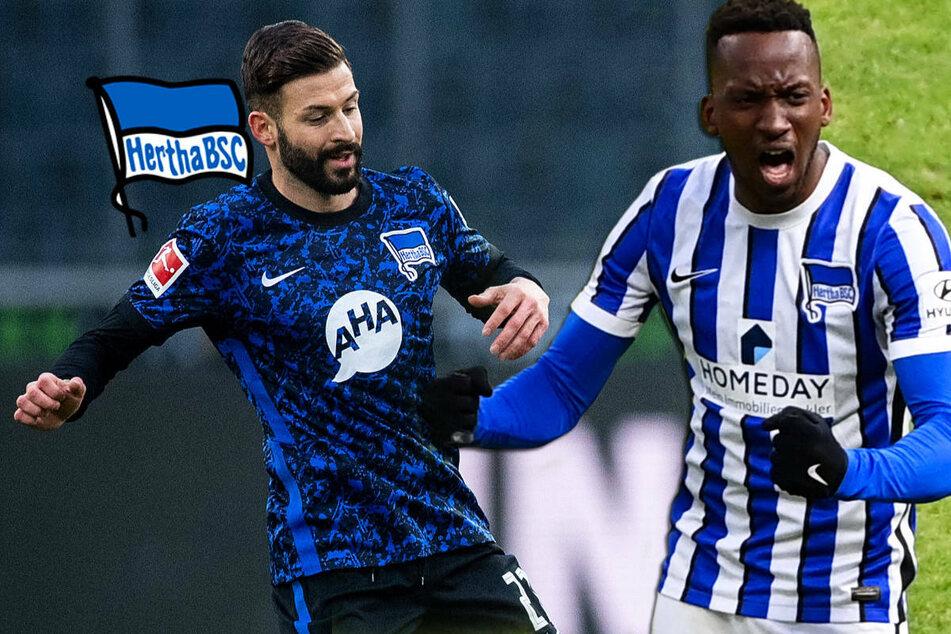 Hertha BSC: Plattenhardt und Lukebakio dürfen wegen Corona nicht trainieren