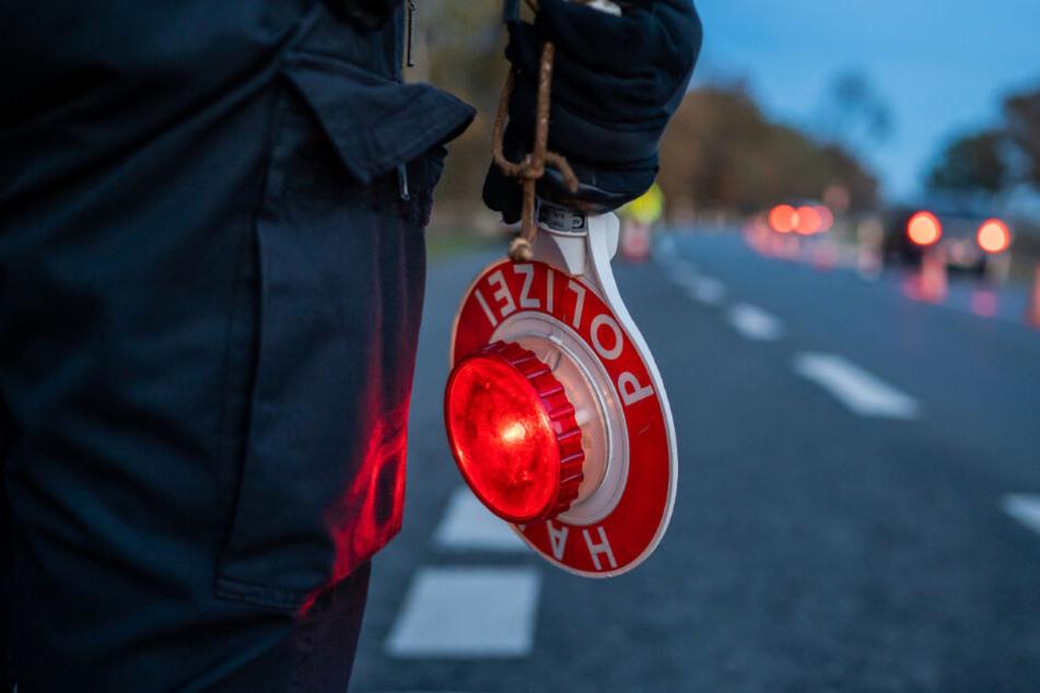 Die Polizei hatte allerhand zu tun (Symbolbild).