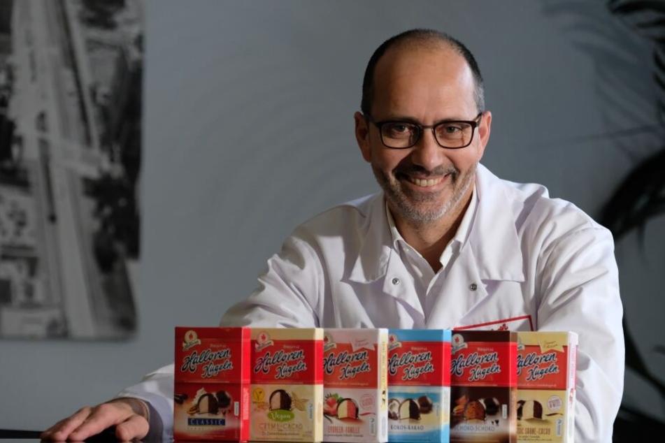 Der Vorstandsvorsitzende Ralf Wilfer muss mit der Halloren Schokoladenfabrik neue Wege gehen.