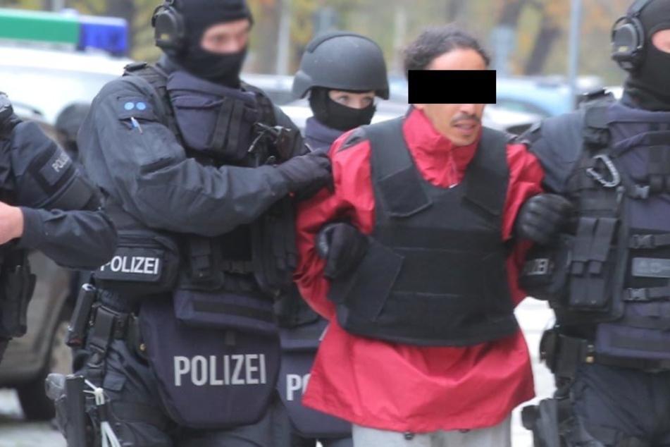 Von Spezialkräften abgeführt: Haftbefehl gegen Gorbitzer Messer-Stecher