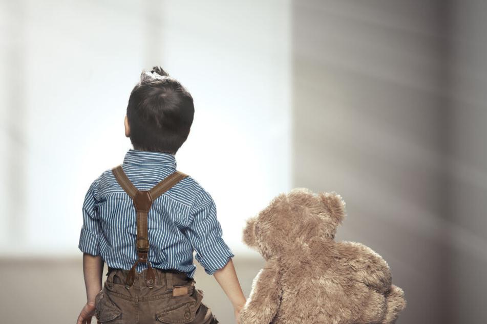 Der Angeklagte hatte zwei Kinder entführt. (Symbolbild)