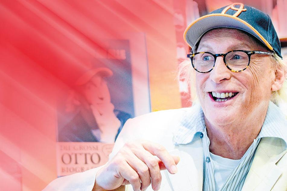 """Bei einem """"ehrlichen Angebot"""" geht Otto Waalkes (69) ins Dschungelcamp."""