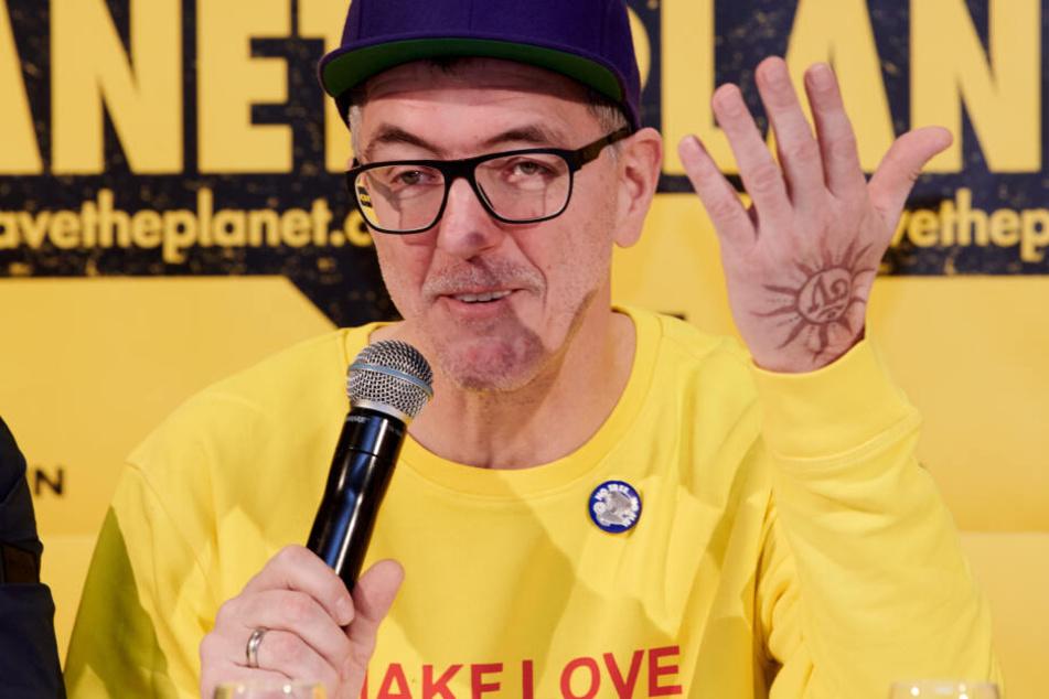 Der Berliner DJ Dr. Motte will die Loveparade zurückholen.