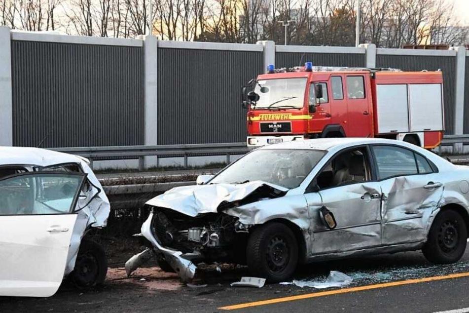 Der Angeklagte raste mit hoher Geschwindigkeit in das Auto von Saban Saulic.
