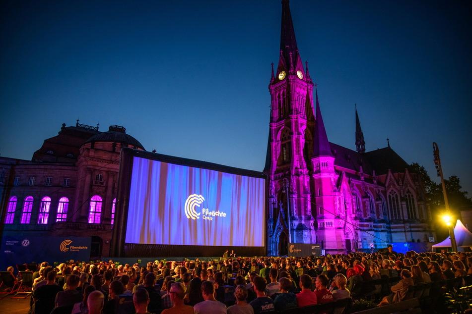 Das Live-Programm der Chemnitzer Filmnächte kann sich im August sehen lassen. Hier wurde nicht an Starpower gespart.
