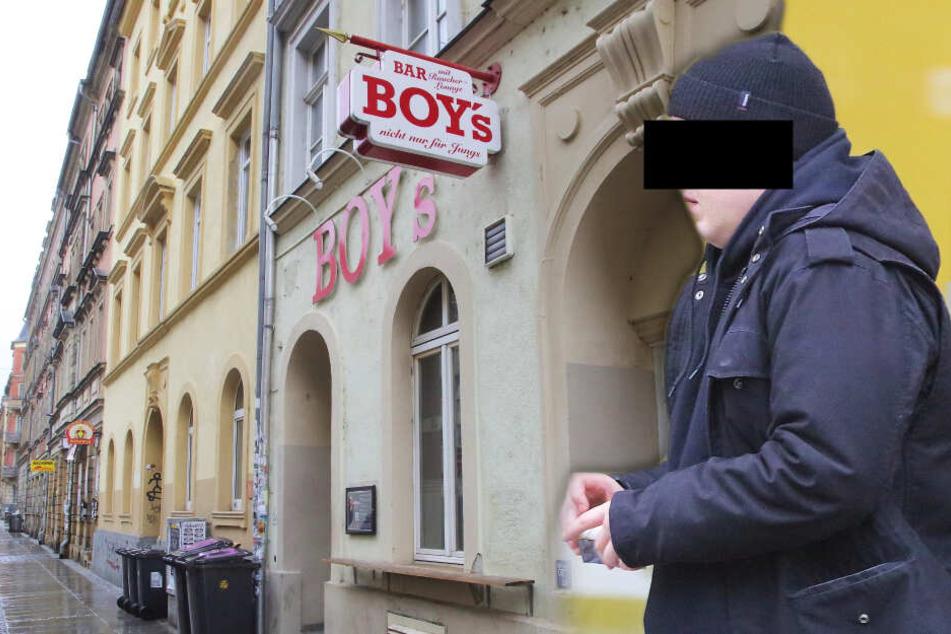Nach Randale vor Schwulenbar: Angeklagter Koch tobt vor Gericht!