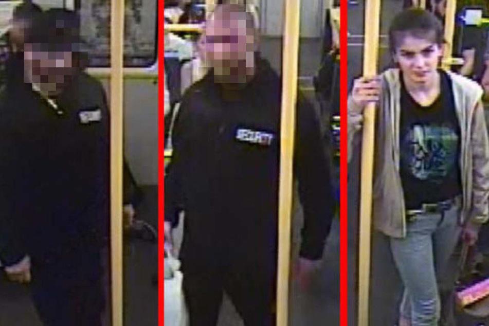 Mann (43) ohne Grund bewusstlos geprügelt: Wer kennt diese U-Bahn-Schläger?