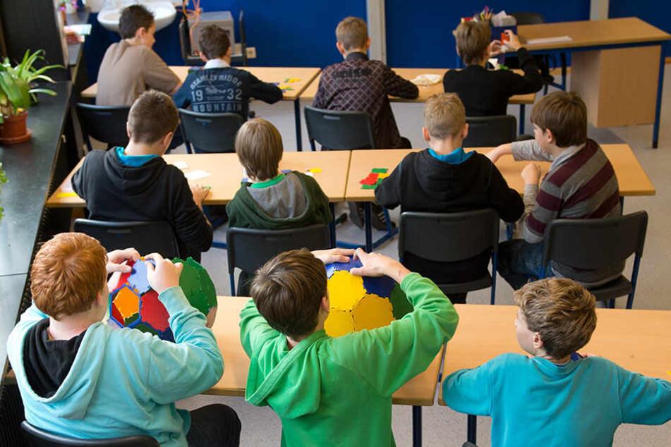 Bald könnte es auch in der Janusz-Korczak-Schule in Chemnitz so schmuck aussehen. (Symbolbild)