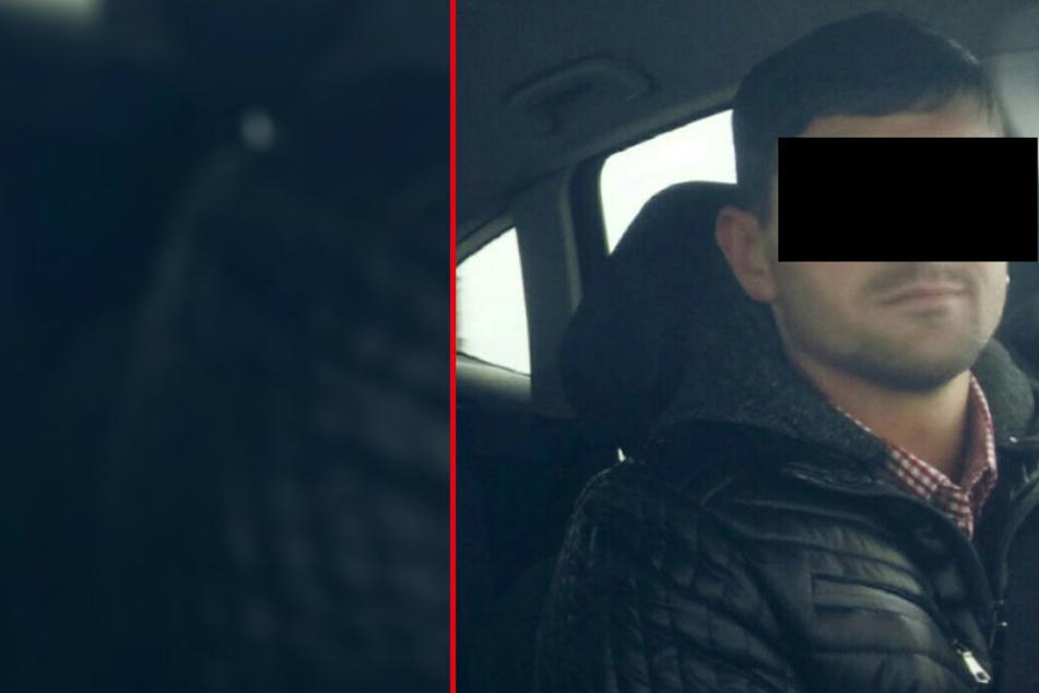 Bewaffneter Irrer auf der Flucht! Hardy G. soll sich in Limbach-Oberfrohna verschanzt haben