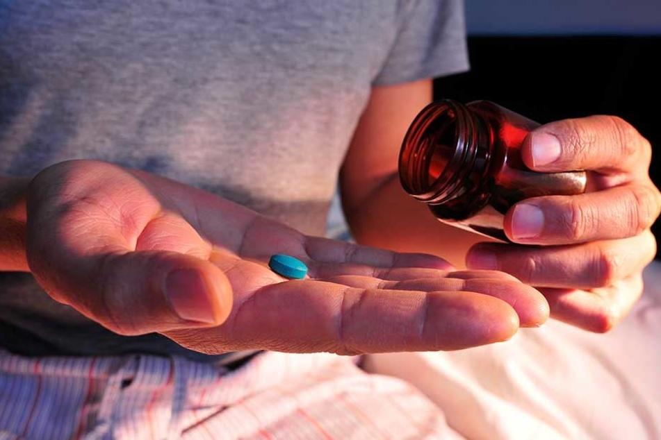 Mit Viagra hatte der Mann seinen Penis gepimpt, doch mit so einer Wirkung hatte er nicht gerechnet.
