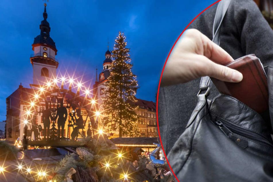 So schützt Ihr Euch vor Taschendieben auf Weihnachtmärkten