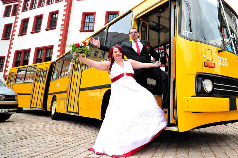 Chemnitz im Hochzeitsfieber: Diese Paare heirateten am Schnapszahldatum