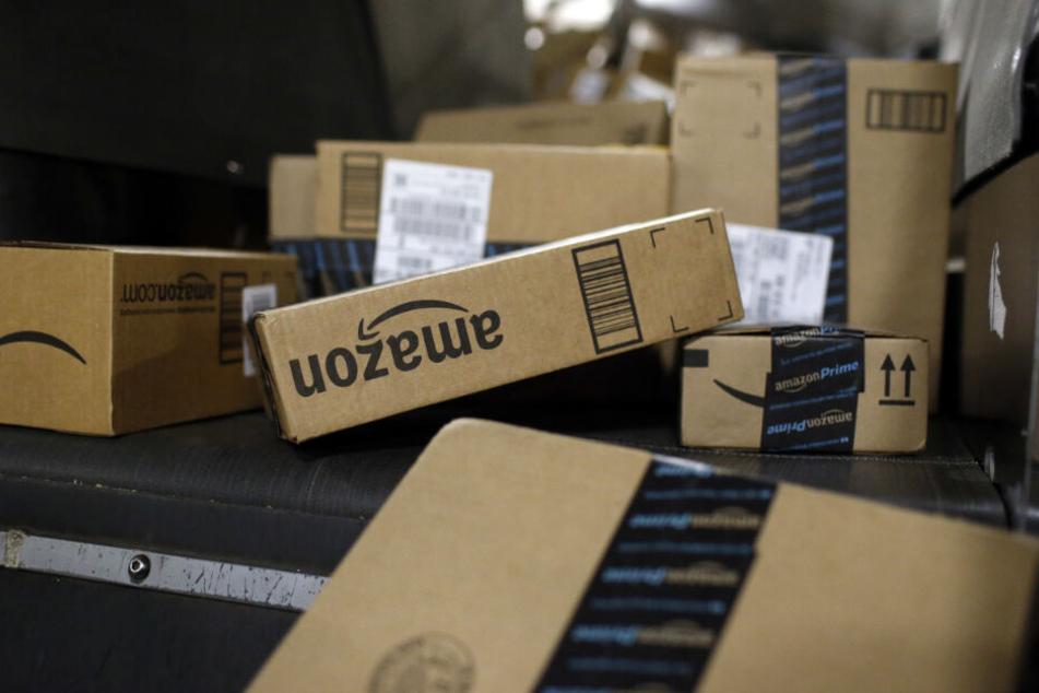 Bei Amazon wird seit 2013 immer wieder gestreikt (Symbolfoto).