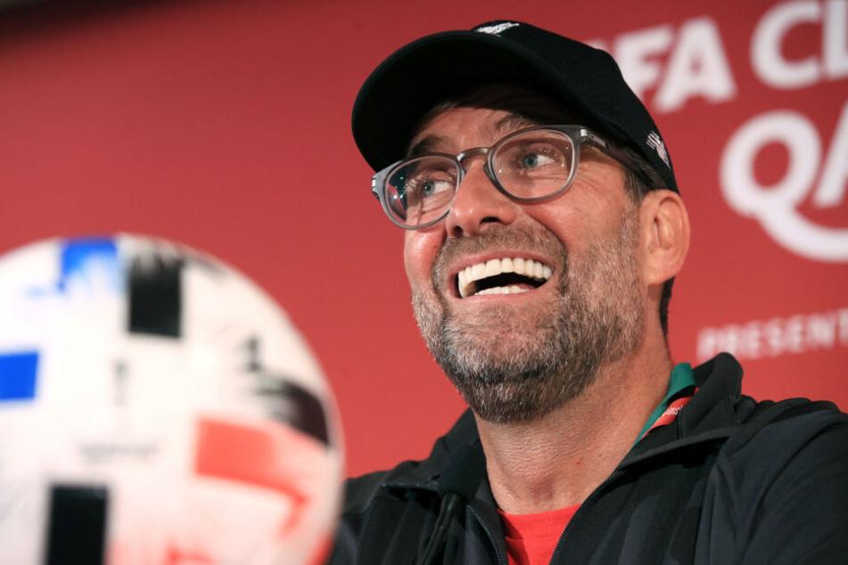 Darf sich Liverpool-Coach Jürgen Klopp bald über einen neuen Bundesliga-Stürmer freuen?