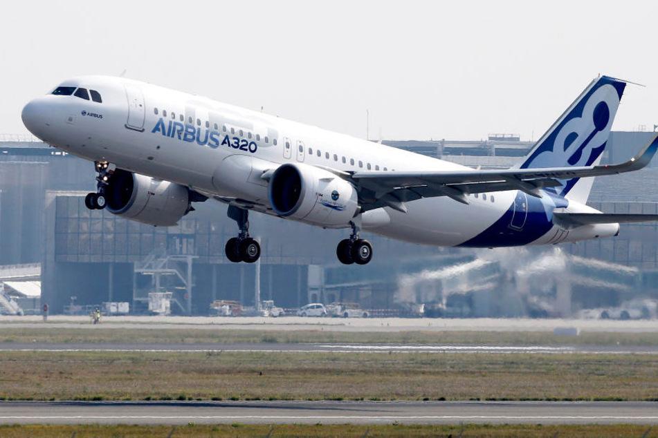 Mit moderneren Triebwerken werden die Modelle der Reihe A320neo ausgestattet.