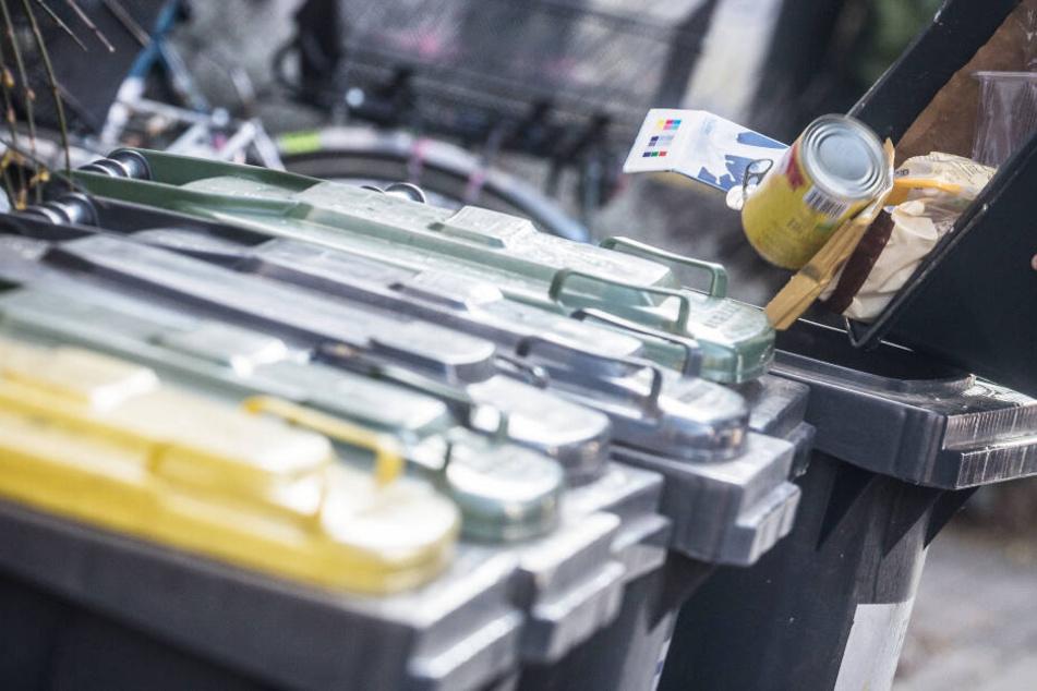 Haushaltsmüll in Deutschland: So viel Abfall fiel im Schnitt pro Person an